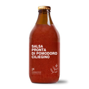 Ready-made cherry tomato sauce 330 g