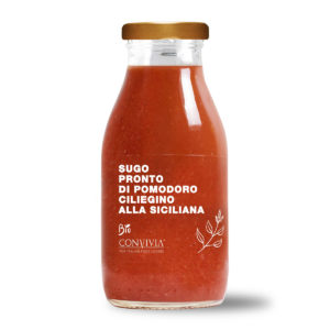 Sicilian ready-made cherry tomato sauce 250 g