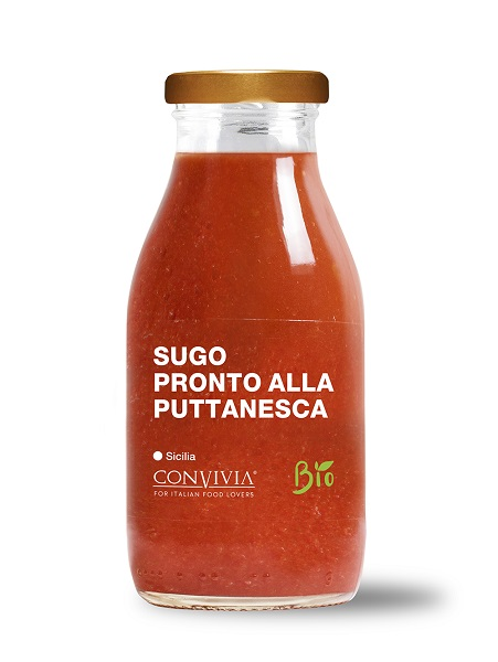 sugo pronto alla puttanesca biologico